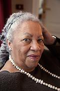 Milan, the afroamerican writer Toni MORRISON