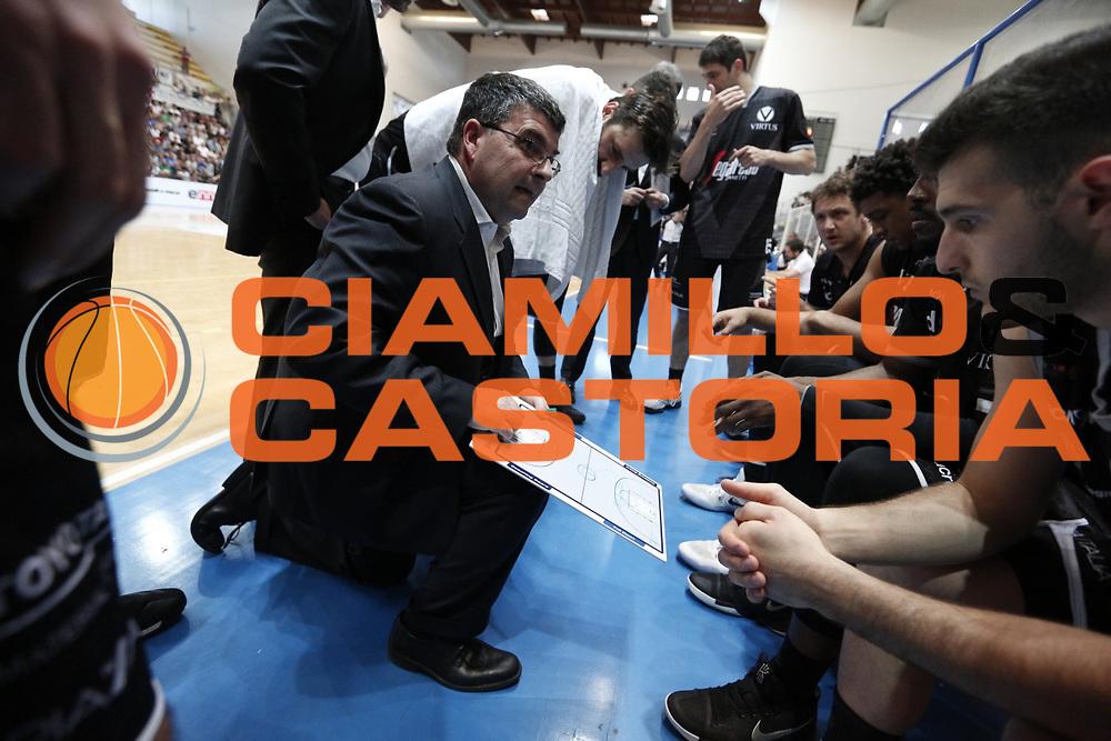 timeout virtus<br /> Roseto Sharks - Segafredo Virtus Bologna<br /> Lega Nazionale Pallacanestro 2016/2017<br /> Roseto, 21/05/2017<br /> Foto Ciamillo-Castoria