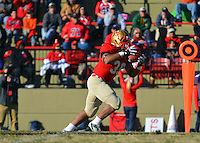 NCAA FCS: Liberty rallies from early miscues to defeat Keydets, 33-14