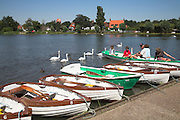 The Mere, Thorpeness, Suffolk, England