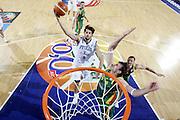 DESCRIZIONE : Madrid Spagna Spain Eurobasket Men 2007 Qualifying Round Italia Lituania Italy Lithuania<br /> GIOCATORE : Gianluca Basile<br /> SQUADRA : Italia Italy<br /> EVENTO : Eurobasket Men 2007 Campionati Europei Uomini 2007<br /> GARA : Italia Italy Lituania Lithuania<br /> DATA : 08/09/2007<br /> CATEGORIA : Special<br /> SPORT : Pallacanestro<br /> AUTORE : Ciamillo&amp;Castoria/E.Castoria
