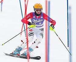 11.03.2010, Goudyberg Damen, Garmisch Partenkirchen, GER, FIS Worldcup Alpin Ski, Garmisch, Lady Giant Slalom, im Bild Riesch Susanne, ( GER, #2 ), Ski Head, EXPA Pictures © 2010, PhotoCredit: EXPA/ J. Groder / SPORTIDA PHOTO AGENCY