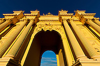 The original Brandenburg Gate (Brandenburger Tor), Potsdam, Germany