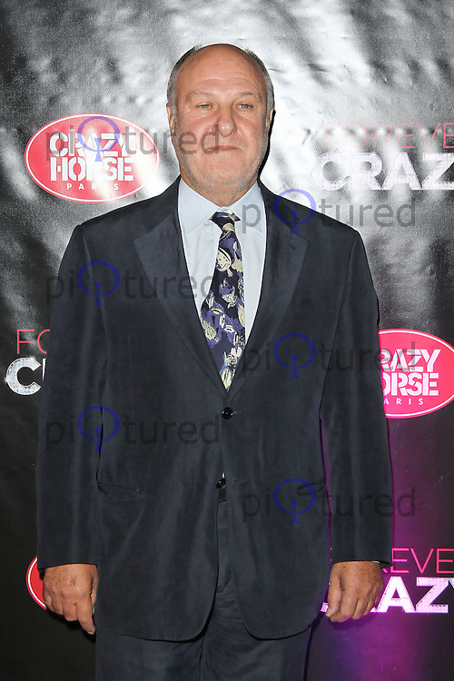 LONDON - SEPTEMBER 19: Harvey Goldsmith attended the premiere of 'Crazy Horse Presents Forever Crazy' at The Crazy Horse, London, UK. September 19, 2012. (Photo by Richard Goldschmidt)