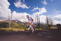 Giro 'dItalia Stage 9 Montenero de Bisaccia to Blockhaus May 15th
