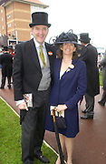 Mrs.Philip Parker. . Royal Ascot Race meeting Ascot at York. Wednesday, 15 June 2005. ONE TIME USE ONLY - DO NOT ARCHIVE  © Copyright Photograph by Dafydd Jones 66 Stockwell Park Rd. London SW9 0DA Tel 020 7733 0108 www.dafjones.com