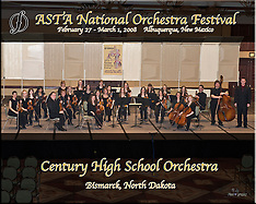 National Orchestra Festival 2008 - Albuquerque, New Mexico
