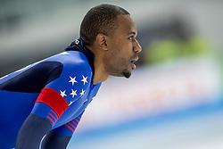 10-12-2016 NED: ISU World Cup Speed Skating, Heerenveen<br /> 1500 m men / Shani Davis USA