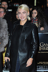 Jess Woodley attends the Game of Thrones: Hardhome - special screening at the Empire, Leicester Square in London, England. 14th March 2016. EXPA Pictures © 2016, PhotoCredit: EXPA/ Photoshot/ James Warren<br /> <br /> *****ATTENTION - for AUT, SLO, CRO, SRB, BIH, MAZ, SUI only*****