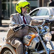 20170508 Oscar Hammerstein op de motor