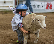 2017 Red Lodge Mutton Bustin'