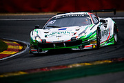 July 27-30, 2017 -  Total 24 Hours of Spa, Kaspersky Motorsport, Giancarlo Fisichella, Marco Cioci, James Calado, Ferrari 488 GT3