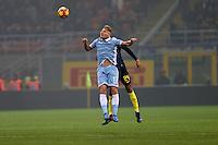 31.01.2017 - Milano -  Coppa Italia Tim   -  Inter-Lazio nella  foto: Ciro Immobile  - Calcio Serie A - Lazio