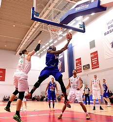 Tyrone Lee of Bristol Flyers   - Mandatory byline: Joe Meredith/JMP - 11/12/2015 - Basketball - SGS Wise Campus - Bristol, England - Bristol Flyers v Plymouth Raiders - British Basketball League