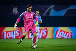 Claudio Bravo of Manchester City  during football match between GNK Dinamo Zagreb and Manchester City in 6th Round of UEFA Champions league 2019/20, on December 11, 2019 in Maksimir, Zagreb, Croatia. Photo by Blaž Weindorfer / Sportida