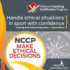 NCCP Make Ethical Decisions / Prise de décisions éthiques PNCE