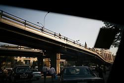A Cairo street.