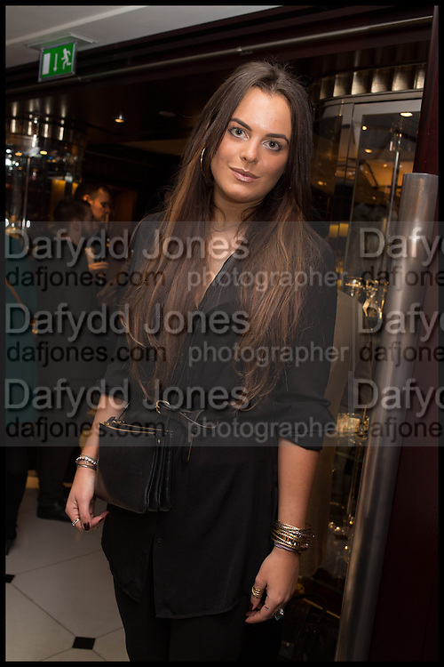 MOLLY MILLER-MUNDY, Ralph Lauren host launch party for Nicky Haslam's book ' A Designer's Life' published by Jacqui Small. Ralph Lauren, 1 Bond St. London. 19 November 2014