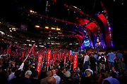 The DNC Convention in Denver will make Obama their candidate.<br /> <br /> <br /> <br /> Joe Biden holding his acceptance speach as Vice President candidate on the stage at the Pepsi Center.