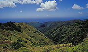 Blick über die Insel Nuka Hiva, Französisch Polynesien * View over island Nuka Hiva, French Polynesia