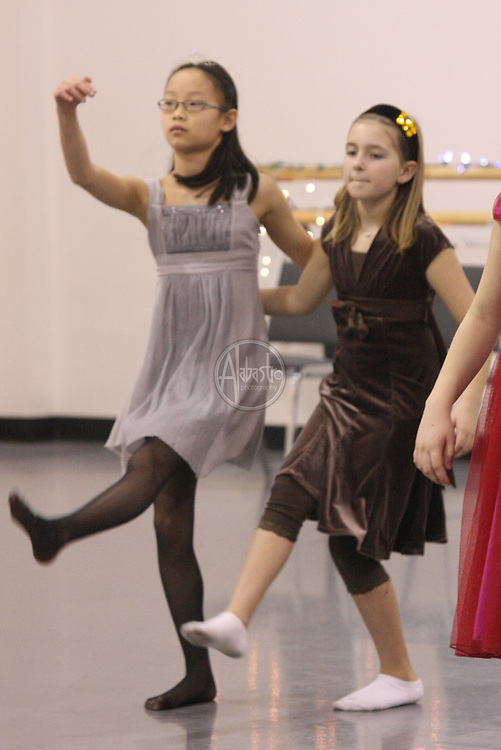 Doing the Lindy Hop at the PNBS Winter Wonderland Ball 2010.