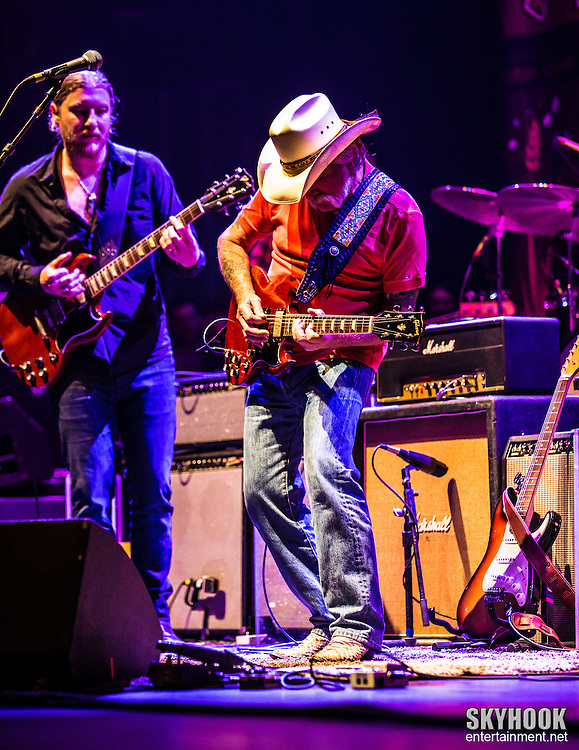 The Tedeschi Trucks Band at The Beacon Theater, NYC -  Sept 22, 2013. Photo: Rick Gilbert/SkyhookEntertainment.net