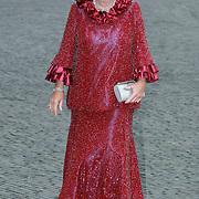 NLD/Apeldoorn/20070901 - Viering 40ste verjaardag Prins Willem Alexander, aankomst Koninging Beatrix