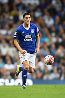 Gareth Barry, Everton.