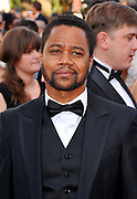 """24.MAY.2012. CANNES<br /> <br /> CUBA GOODING JNR ATTENDS THE """"PAPERBOY"""" FILM PREMIERE AT THE 2012 CANNES FILM FESTIVAL.<br /> <br /> BYLINE: EDBIMAGEARCHIVE.CO.UK<br /> <br /> *THIS IMAGE IS STRICTLY FOR UK NEWSPAPERS AND MAGAZINES ONLY*<br /> *FOR WORLD WIDE SALES AND WEB USE PLEASE CONTACT EDBIMAGEARCHIVE - 0208 954 5968*"""