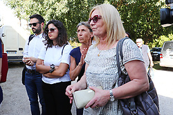 DONATA BERGAMINI SORELLA DI DENIS<br /> RIESUMAZIONE SALMA DENIS BERGAMINI