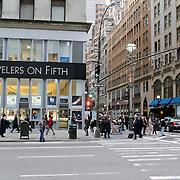 USA/New Yok/20120301 - New York, Fifth Avenue