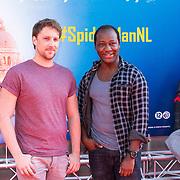 NLD/Amsterdam/20190702 - Filmpremiere Spider-man: Far From Home, Guillermo Hilversum en ......