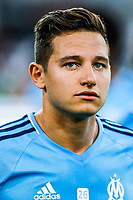 Florian Thauvin of Marseille  during the Ligue 1 match between Olympique Marseille vs Dijon FCO at Stade Velodrome on August 6, 2017 in Marseille, France.<br /> Photo by Guillaume Ruoppolo / Icon Sport