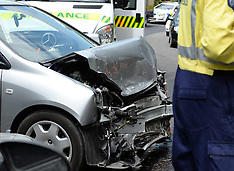 Napier-Serious accident on SH2 north of Napier