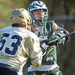 NJ High School Lacrosse Brick Township at New Egypt High School Lacrosse