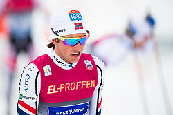 March 10, 2018 - Oslo, NORWAY - 180310 Jarl Magnus Riiber of Norway after the Nordic Combined 10 km Gundersen on March 10, 2018 in Oslo..Photo: Jon Olav Nesvold / BILDBYRN / kod JE / 160213 (Credit Image: © Jon Olav Nesvold/Bildbyran via ZUMA Press)