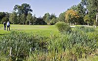 DELFT - Hole 8 , Golfclub Concordia. FOTO KOEN SUYK