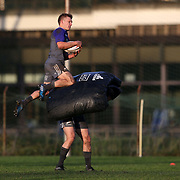 20161110 Rugby : Allenamento All Blacks