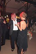 ROBERT TCHENGUIZ; ASSIA WEBSTER, Evgeny Lebedev and Graydon Carter hosted the Raisa Gorbachev charity Foundation Gala, Stud House, Hampton Court, London. 22 September 2011. <br /> <br />  , -DO NOT ARCHIVE-© Copyright Photograph by Dafydd Jones. 248 Clapham Rd. London SW9 0PZ. Tel 0207 820 0771. www.dafjones.com.