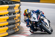 Daniel HEGARTY,Topgun Racing, Honda<br /> 64th Macau Grand Prix. 15-19.11.2017.<br /> Suncity Group Macau Motorcycle Grand Prix - 51st Edition<br /> Macau Copyright Free Image for editorial use only
