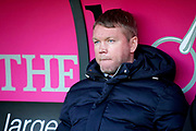Doncaster Rovers Manager Grant McCann before the EFL Sky Bet League 1 match between Doncaster Rovers and Peterborough United at the Keepmoat Stadium, Doncaster, England on 9 February 2019.