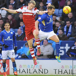 Leicester City v Middlesborough   Championship   25 January 2014