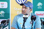 Cricket - India Nets at Cape Town 4th Jan 2018