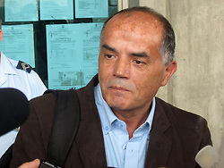 Embargoed to 0001 Sunday April 30 File photo dated 02/10/13 of Goncalo Amaral, as Kate and Gerry McCann have said they will challenge the Portuguese courtsÕ decision to clear the retired detective of breaching the country's libel laws.