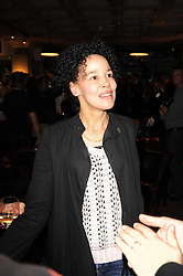 Suzi Winstanley at a party to celebrate the publication of Born Wild by Tony Fitzjohn at The Arts Club, Dover Street, London on 16th September 2010.