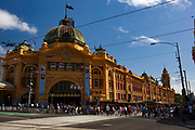 Flinders Street Railway Station, Melbourne