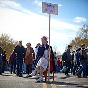 Washington, Oct. 30, 2010 - Rally to Restore Sanity and/or Fear -Melinda Zeder, Alexandria, VA