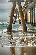Under the Venice Fishing Pier