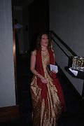 Katarina Reuttner. White Knights Ball, Grosvenor House Hotel 7 January 2005. ONE TIME USE ONLY - DO NOT ARCHIVE  © Copyright Photograph by Dafydd Jones 66 Stockwell Park Rd. London SW9 0DA Tel 020 7733 0108 www.dafjones.com