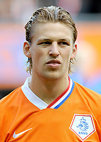 Fotball<br /> Portrett / Portretter Nederland<br /> Foto: Witters/Digitalsport<br /> NORWAY ONLY<br /> <br /> 05.09.2009<br /> <br /> Glenn Loovens<br /> Fussball Niederlande
